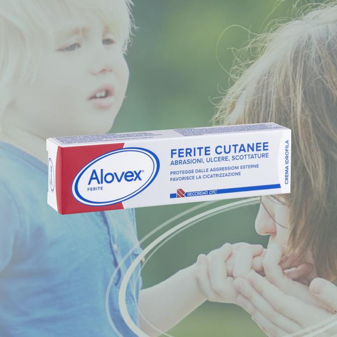 Confezione Alovex Ferite