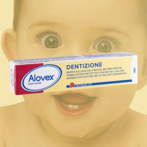 Confezione Alovex Dentizione